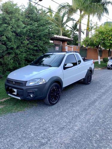 Fiat Strada 2018 1.4 Hard Working Ce Flex 2p