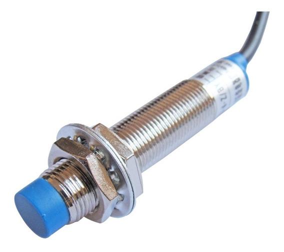Sensor De Proximidade Indutivo Pnp Lj12a3-4-z/by 4mm