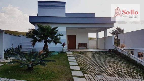 Casa Em Condomínio Fechado Com 3 Suítes E 3 Vagas - Mogi Das Cruzes/sp - Ca0037