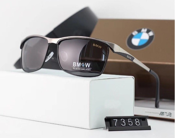Óculo De Sol Masculino Bmw Original L.polarizadas F. Grátis