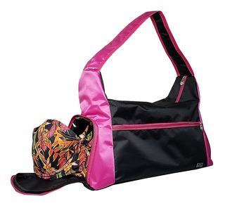 Bolsa Fitness Feminina Academia Multiuso Ginastica Natação