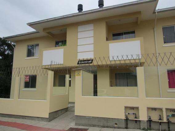 Apartamento Com 2 Dormitórios À Venda, 50 M² Por R$ 145.000 - Forquilhas - São José/sc - Ap6545