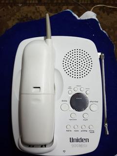 Teléfono Uniden Exai 3781 Inalámbrico Vintage