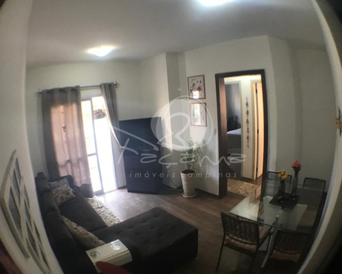 Apartamento Para Venda No Jardim Flamboyant Em Campinas  -  Imobiliária Em Campinas - Ap03634 - 68088825