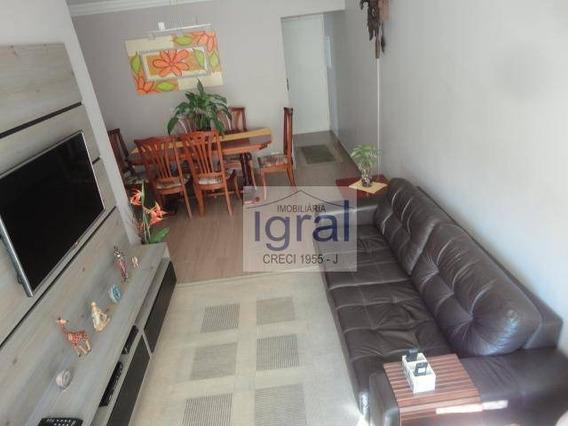 Sobrado Com 3 Dormitórios À Venda, 110 M² Por R$ 500.000 - Vila Campestre - São Paulo/sp - So0152