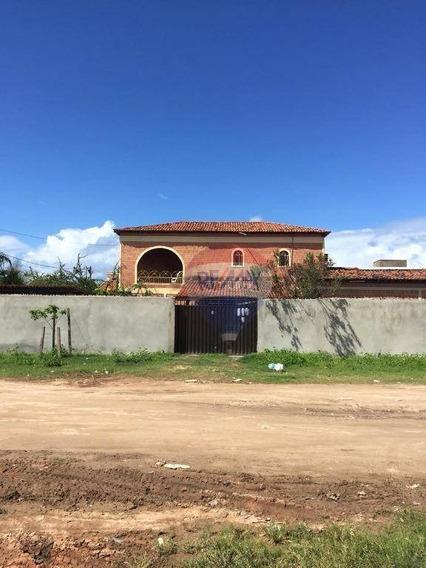 Excelente Casa Em Pau Amarelo - Ca0276