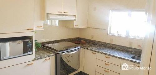 Apartamento Com 5 Dormitórios À Venda, 200 M² Por R$ 1.250.000,00 - Centro - Poços De Caldas/mg - Ap1411