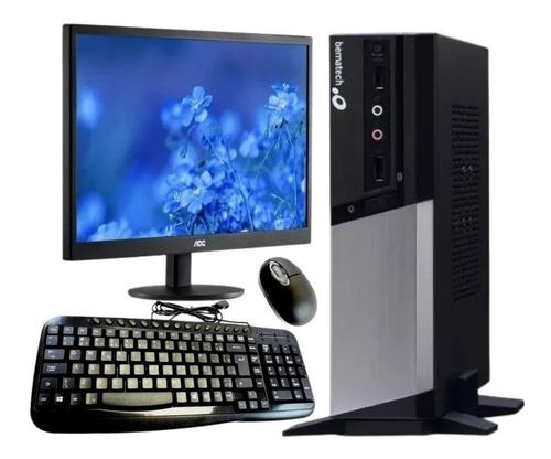 Imagem 1 de 7 de Pdv Rc 8400 + Monitor Aoc 15.6 Usb + Teclado E Mouse
