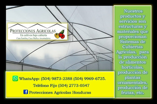 Productos Y Servicios Para Los Sistemas De Cubierta Agrícola