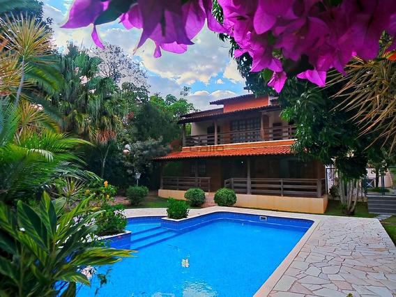 Casa À Venda Em Condomínio Estância Marambaia - Ca006303