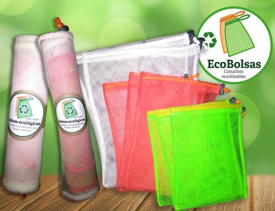 Ecobolsas Para Frutas Y Verduras