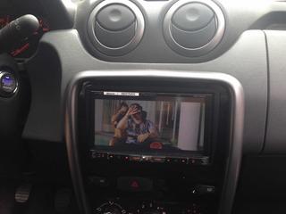 Consola Instalación Radio Renault Logan Sandero Duster