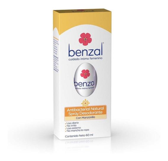 Benzal Spray Manzanilla 60ml.