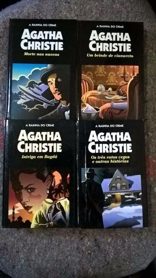 Coleção A Rainha Do Crime - Agatha Christie - 07 Livros