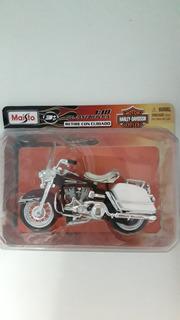 Moto A Escala Harley Davidson