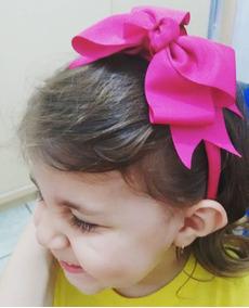 Laços Tiaras E Faixas Para Meninas E Bebês