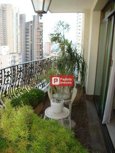 Apartamento Com 4 Dormitórios À Venda,  Campo Belo - São Paulo/sp - Ap26160