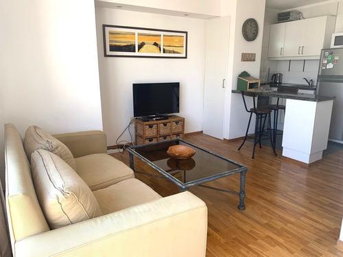 Apartamento Alquiler Con Muebles, 1 Dormitorio, Pocitos