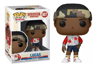 Funko Pop! Lucas 807- Stranger Things