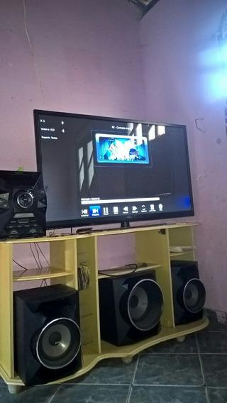 Smart Tv Philco 55 Polegada I Som Soni 1.800 W Potencia
