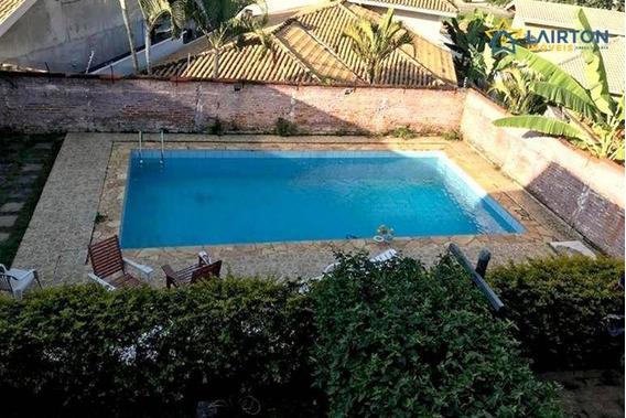 Casa Com 3 Dormitórios À Venda, 230 M² Por R$ 495.000,00 - Jardim Paulista - Atibaia/sp - Ca1899