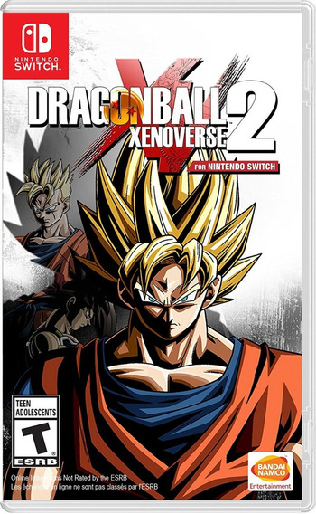 Dragon Ball Xenoverse 2 De Nintendo Switch (en D3 Gamers)