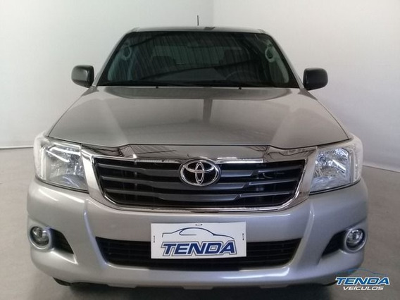 Toyota Hilux Sr At 4x2 Cabine Dupla 2.7l 16v Dohc, Fyn2919