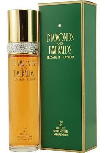 Perfume Diamantes & Esmeraldas De Eliza - mL a $248