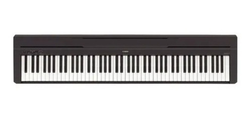 Piano Digital Yamaha P45 Usado 5 Meses+ Atril +envío Gratis