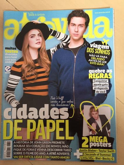 Revista Atrevida 251 Cidade De Papel Justin Bieber Z206