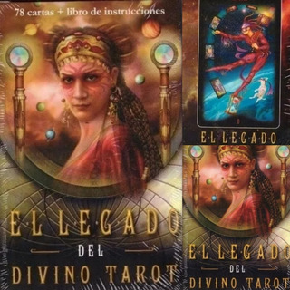 El Legado Del Divino Tarot - Edicion Especial Nacional