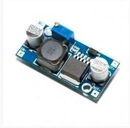 Xl6009 Regulador De Tensão Step Up Ajustável Dc-dc - Mod069