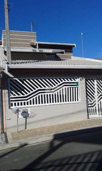 Casa Residencial À Venda, Jardim Nova Europa, Hortolândia. - Ca0619