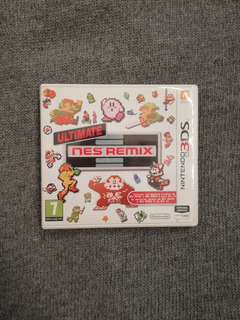 Ultimate Nes Remix Nintendo3ds
