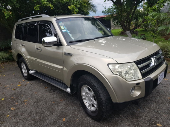 Mitsubishi Montero Gls Como Nueva