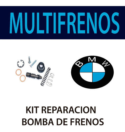 Kit Reparacion De Bomba De Freno Bmw Serie 500 Sist Girling