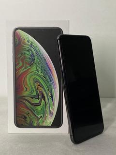 iPhone Xs Max 256gb Cinza Espacial + Capa De Couro Original