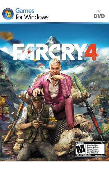 Pc - Far Cry 4