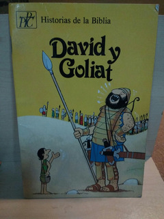 David Y Goliat Historias De La Biblia