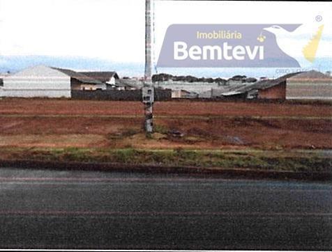 Terreno Residencial À Venda, Est Recanto Dourado, Sertaneja. - Te0258