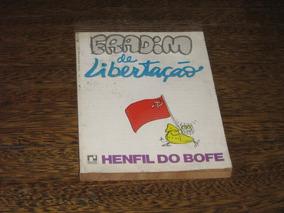 Livro Fradim De Libertação Ano 1984 Editora Record 176 Pagin