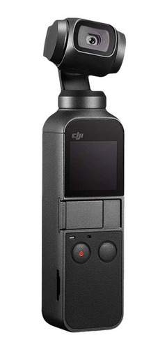Câmera Portátil Estabilizada Osmo Pocket Dji Preta No Brasil