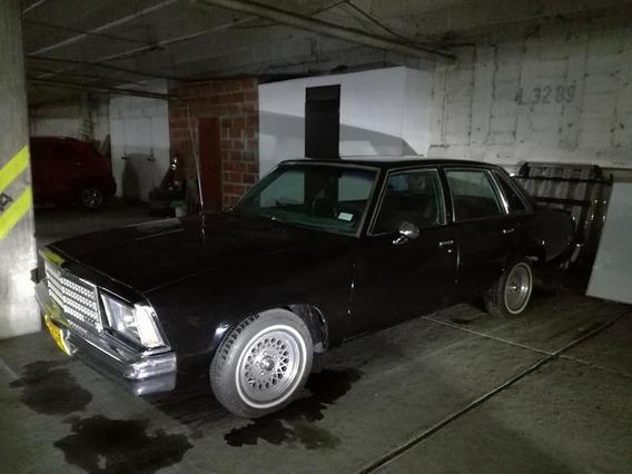 Chevrolet - Malibu - Clasico - 1978 - Negro. Oportunidad