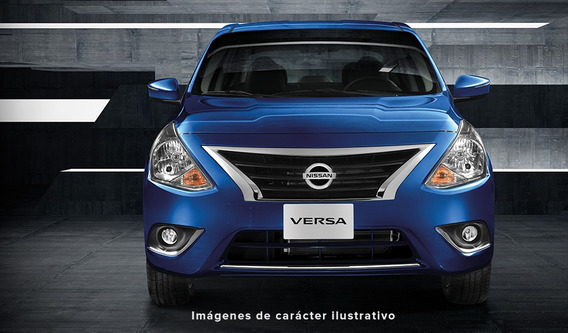 Nissan Versa Advance Mt
