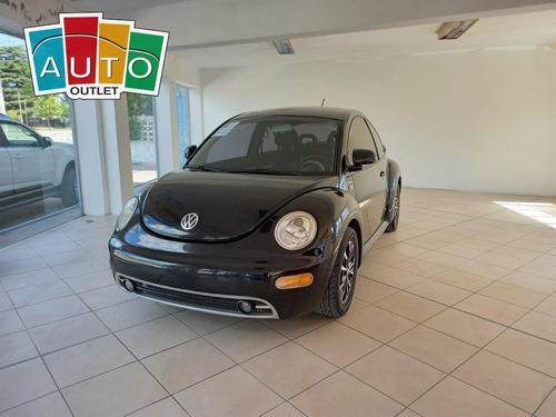 Volkswagen New Beetle 2.0 2000 Negro 3 Puertas