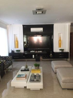 Apartamento Em Jardim Anália Franco, São Paulo/sp De 330m² 4 Quartos Para Locação R$ 18.000,00/mes - Ap232105