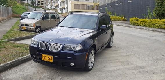 Bmw X3 X3 E83 3.0sport 2007