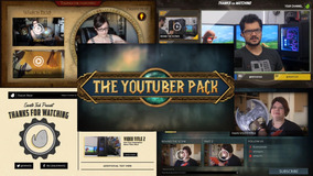 Aep The Youtuber Pack Gamer Channel Essentials - Digital