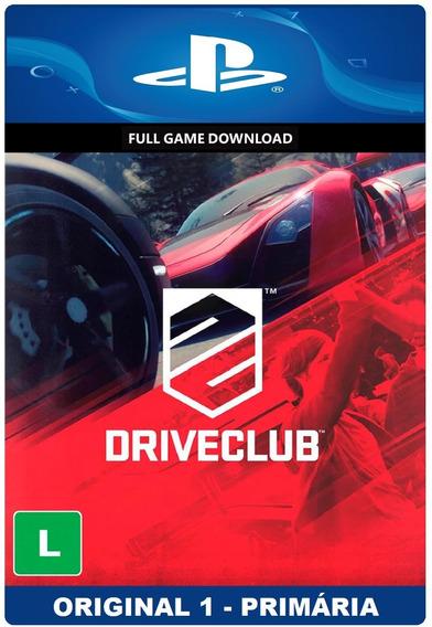 Driveclub - Ps4 - Digital 1