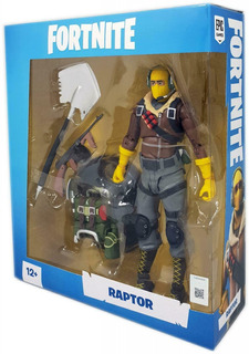 Mcfarlane Fortnite Raptor Premium